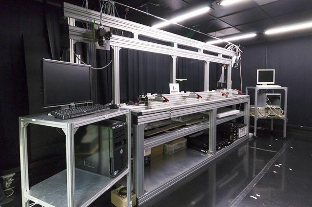 3000mm超対応出荷検査環境